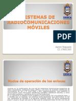 SISTEMAS DE RADIOCOMUNICACIONES MÓVILES