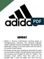 Adidas & Dior