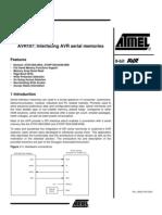 8-Bit AVR Interfacing Atmel
