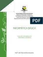 LIEaD 102 - Informática Básica