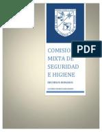 Comisiones Mixtas de Higiene y Seguridad - Copia