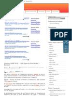Concurso DNIT 2012 – 1.200 Vagas de Nível Médio e Superior · Concursos 2012