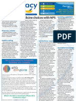 Pharmacy Daily for Mon 14 May 2012 - NPS Medicine Choices, e-Health, Migraines, Vaccinations and much more...