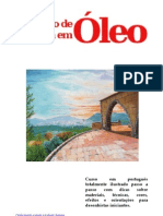 Curso de Pintura a Óleo