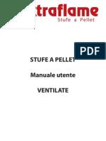 Stufa Pellet Manuale Uso
