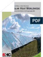 Solar Heat Worldwide-2011