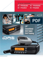 IC F5061 F6061 Series Brochure