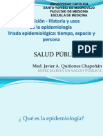 Clase 1.Epidemiologia Conceptos y Usos 2012