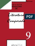 Revista Brasileira de Literatura Comparada - 09