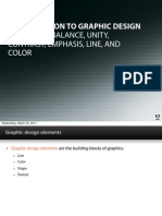 Elements Principles of Graphic Design