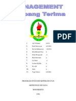Timbang Terima Management
