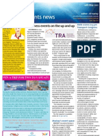 Business Events News for Mon 14 May 2012 - TRA, ATEC, Paradise Palms, Sheraton Macau, competitions and much more