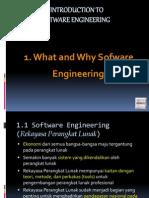 RPL 1 Pengantar - Software Engineering
