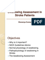 Swallowing Assessment