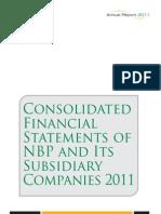 NBP Consolidated Financials FTYE December 2011