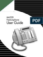Phone Manual Telstra M6320