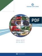 Annual Report 1011