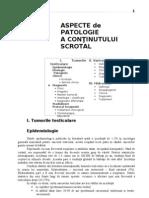 Patologia Continutului Scrotal