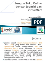 05 Membangun Toko Online Dg Jooma Virtue Mart