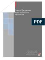 06 - Proposal Penawaran Website Dan Toko Online