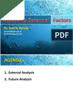06 - External Analysis