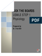 Irfan Mir Physiology Usmle Step 1
