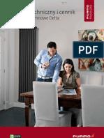 Purmo Katalog Techniczny Cennik Grzejniki Kolumnowe DELTA 04 2012 PL