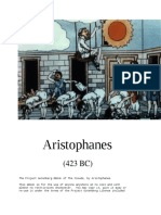 (Bc 423) the Clouds or Nephelai- Aristophanes