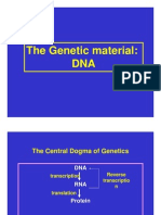 02. to 04. Genetic Material DNA and Probes