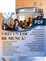 Poster CIS Alexandria