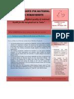 NAMHHR E-Newsletter,Issue 5
