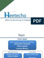 Meetecho Pitch