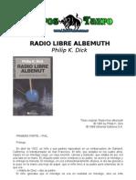 Dick, Philip K. - Radio Libre Albemuth