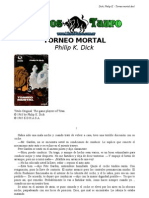 Dick, Philip K. - Torneo Mortal
