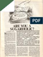1 AreYou a Sugarhoic