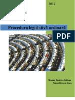 Procedura legislativa ordinara