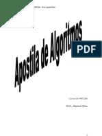 88158-Apostila de Algoritmos - Matlab - Prof. Samuel Dias