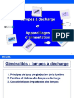 Lampes a Decharge
