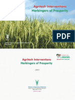 Agritech Interventions 2010 ICAR