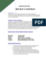 john_rey CV