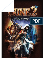 Trine 2 Digital Artbook
