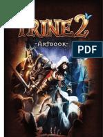 Trine 2 Digital Artbook