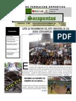 SACAPUNTAS 19 EDICION
