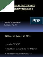 Physical Electronics Presentation No.3(20661910)