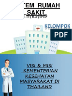 Tugas Dr.sugma -Sistem Rs Di Thailand