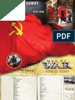Men of War as Ussr En