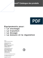 20110301 5844 Pompes Doseuses Electromagnetiques ProMinent Catalogue Des Produits 2011