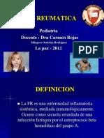 Fiebre Reumatica Pre Presentacion Mily