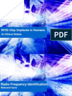 Ethical Issues on Rfid Presentation