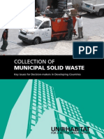 63487271 Collection of Municipal Solid Waste Key Issues for Decision Makers in Developing Countries